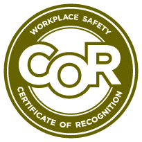COR Seal - Certificate of Recognition